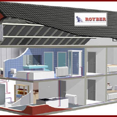 Empresas de fontanería en Vitoria | Roybe, S.C.