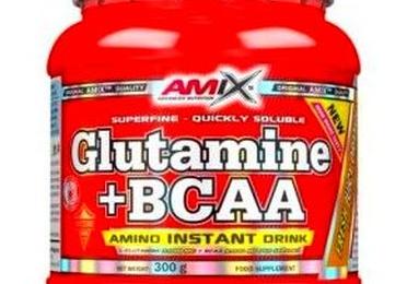 Glutamina+BCAA 500 gr