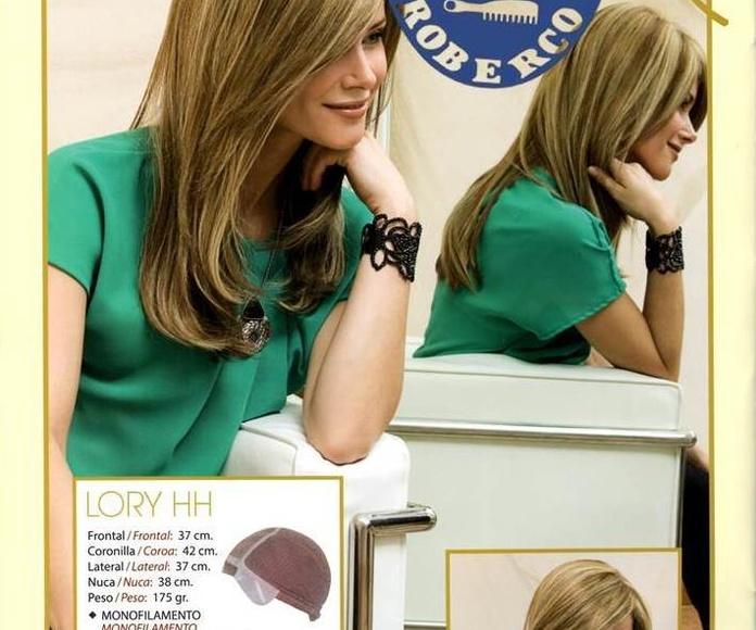 Lory natural