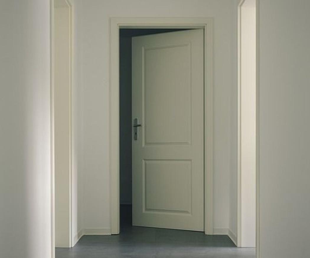 La moda de las puertas blancas