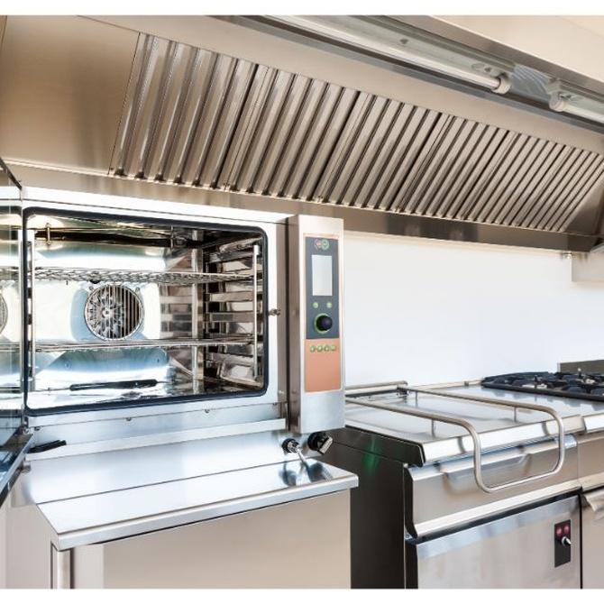 Cocinas industriales a prueba de la Covid-19
