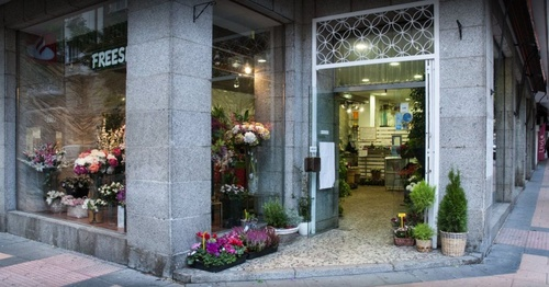 Ramos de flores Madrid