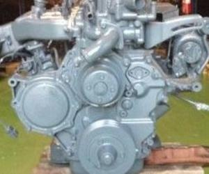 Motor del Nissan