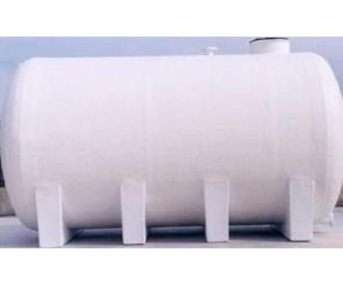 Depósito horizontal con patas: Catálogo de productos de Poliéster La Zarzuela