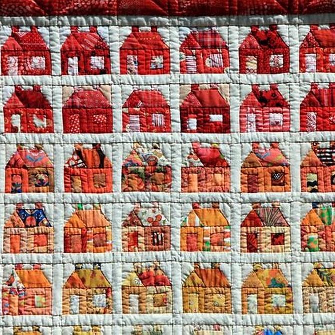Origen del patchwork