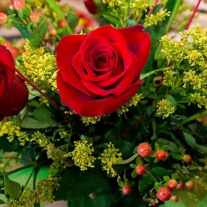 Flores para demostrar amor