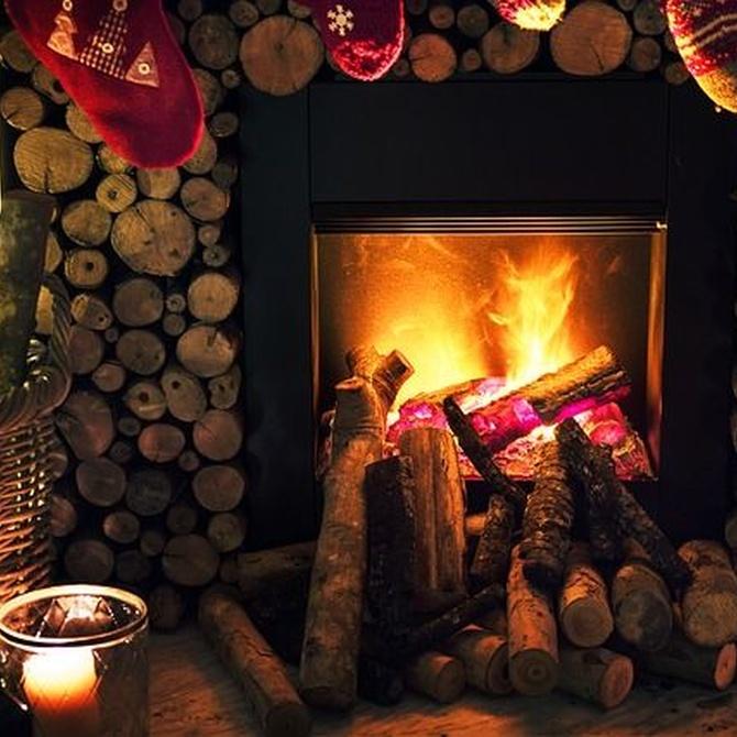 Mantenimiento de tu chimenea al final de temporada
