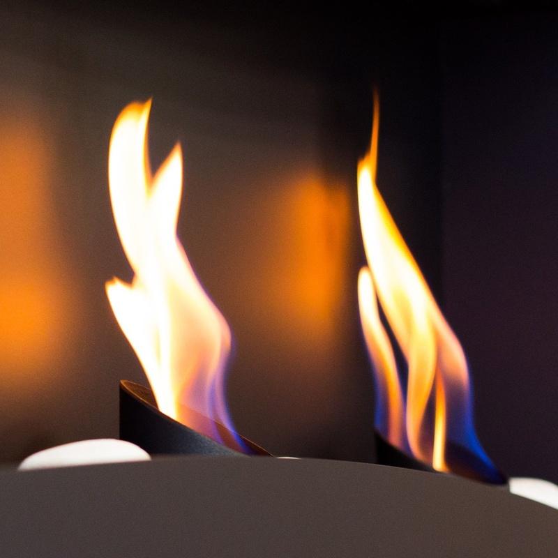 Fuegos de exterior: Chimeneas y estufas de Chimeneas Biollama