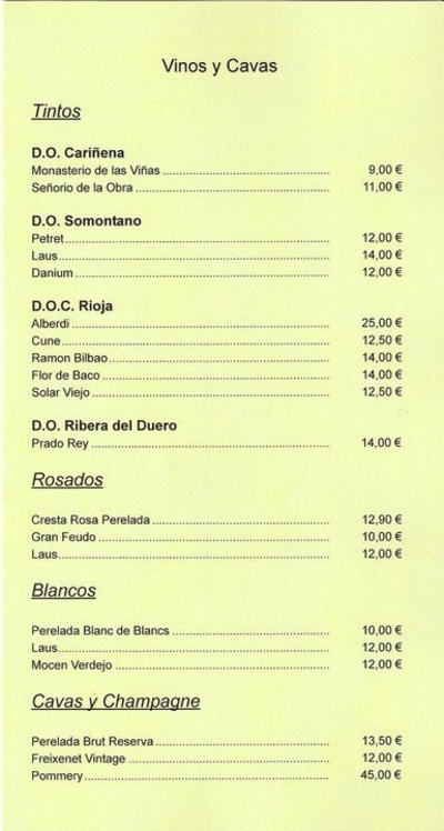 Todos los productos y servicios de Bares: Casa Juanico Bar - Restaurante
