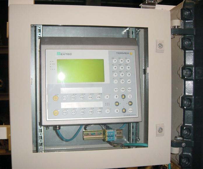 Instalaciones de proceso y baja tensión: Servicios y suministros de ATExControl
