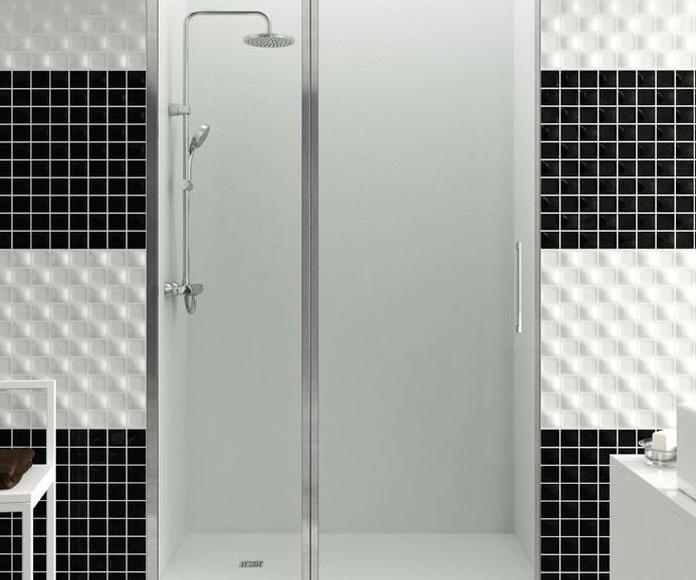 Colocación mamparas baño: Productos y Servicios  de Reformas Tarazona