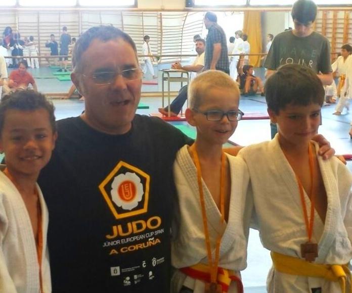Clases de Judo en Sant Gervasi