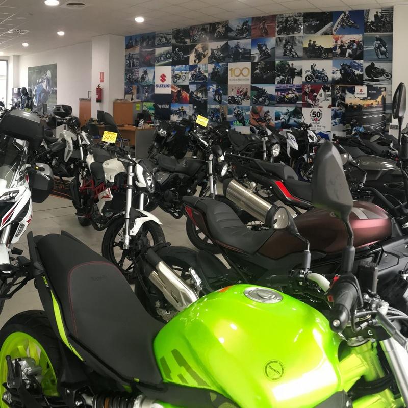 Venta de motocicletas: Servicios de Armenta Motor