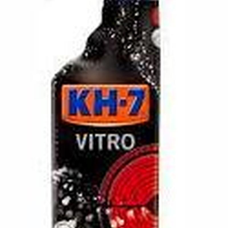 KH-7 VITRO SPUMA ACTIVA 750ML.: SERVICIOS  Y PRODUCTOS de Neteges Louzado, S.L.