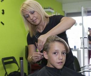 Cortes de pelo para niños en Barcelona