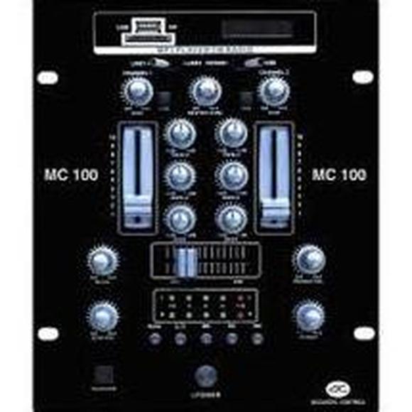MESA DE MEZCLAS MC 100: Nuestros productos de Sonovisión Parla