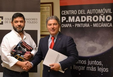 Acuerdo colaboración Colegio Mediadores