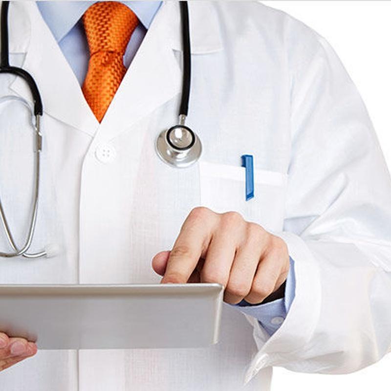 Estrés en profesionales sanitarios : Especialidades de Psicología Maravillosa Mente