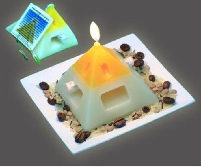 Pirámide de los deseos: Productos de Alumbra a Toda Vela