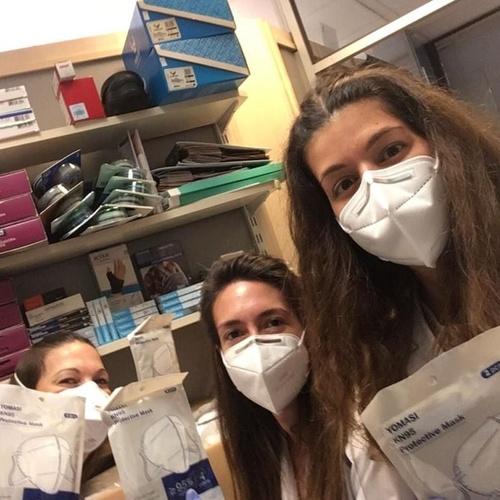 ayúdanos, no bajes la guardia contra el coronavirus***