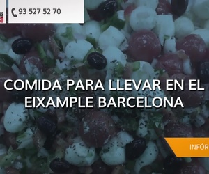 Comida para llevar en el Eixample de Barcelona | Rostisseria Urgell