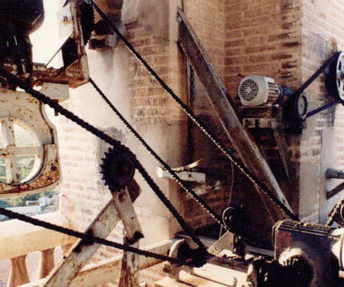 L'Alqueria de la Comtessa - Antes de la restauración de 2001 Técnica y Artesanía, S. L.