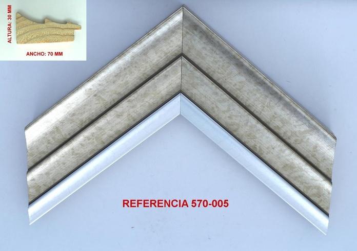 REF 570-005: Muestrario de Moldusevilla