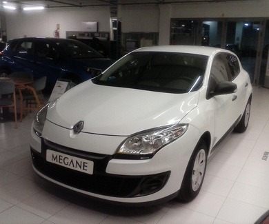RENAULT MEGANE dCI 90CV AUTHENTIQUE