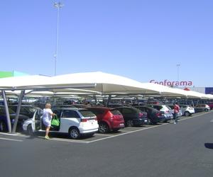 Parking centro comercial