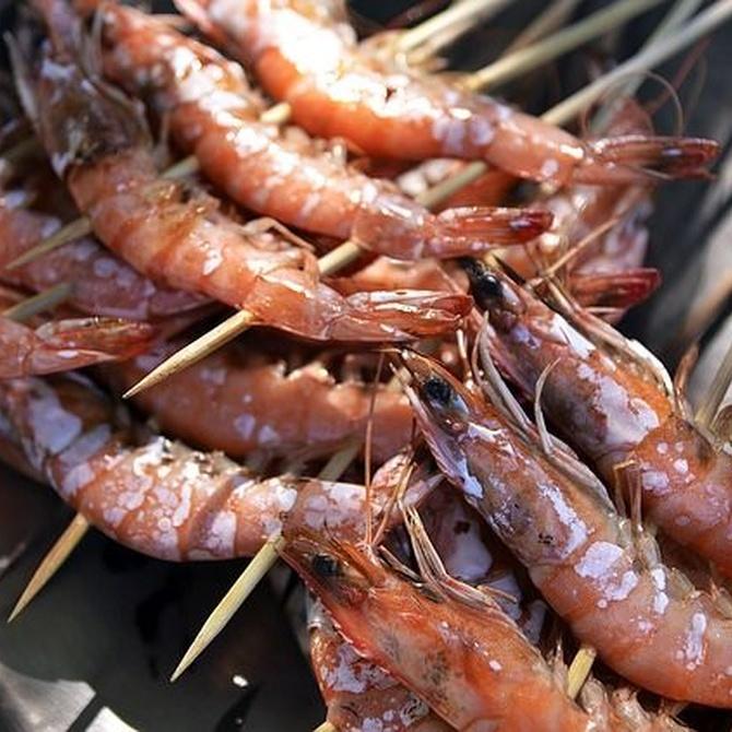 Las propiedades nutricionales del marisco