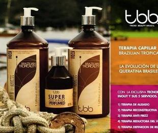 Terapia capilar brazilian tropicality