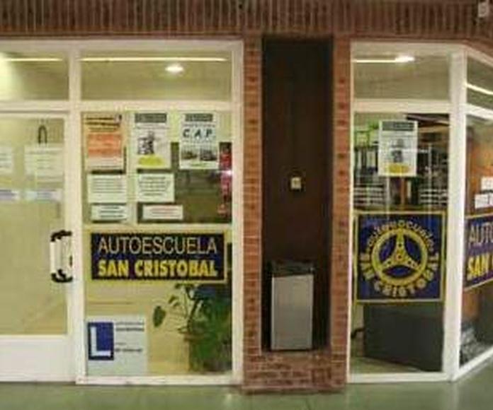 AUTOESCUELA SAN CRISTOBAL  en VILLANUEVA DE LA TORRE