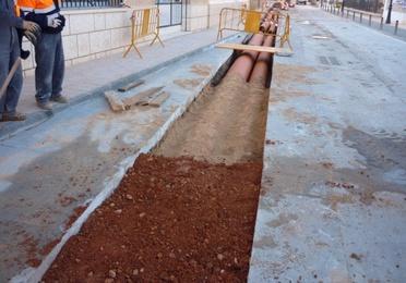 Construcción de obra civil y servicio a promotoras