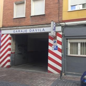 Alquiler de plazas de garaje zona Cuatro Caminos