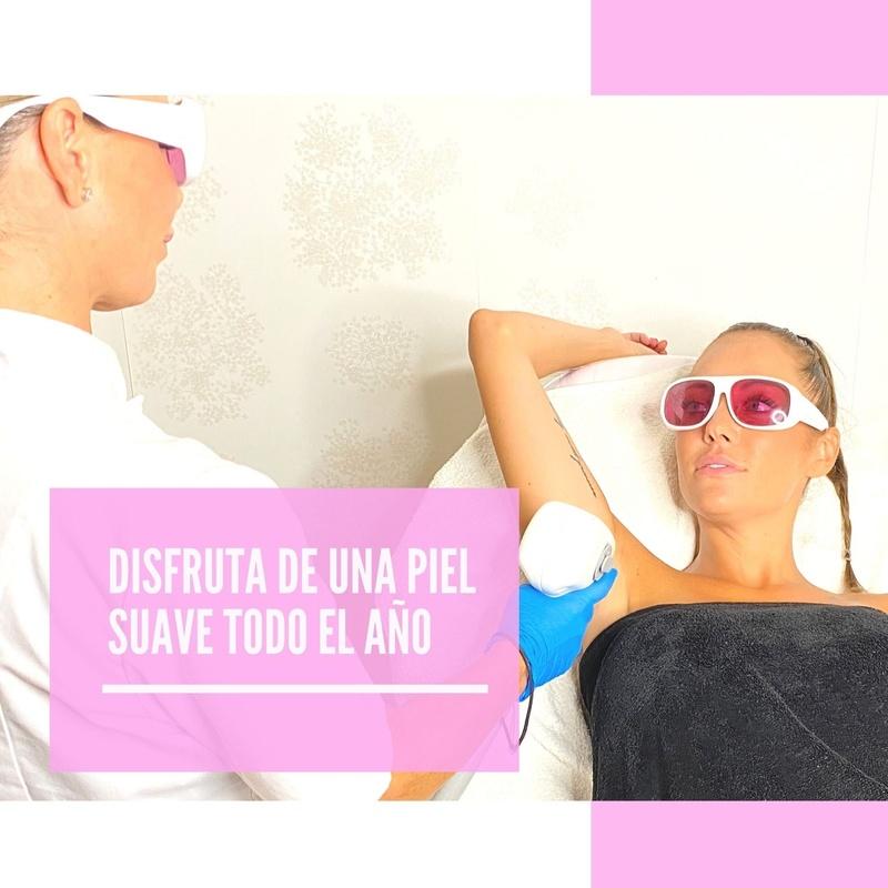Depilación Láser de Diodo: Tratamientos y Productos  de Centro Estético Gabriella Álvarez