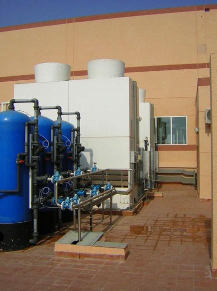 Torees de Refrigeración Sistema Nucleos