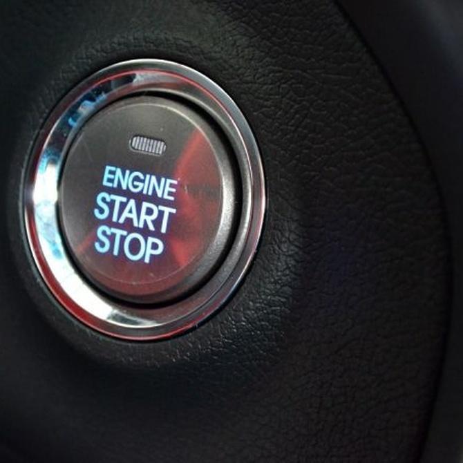 Los coches sin llaves