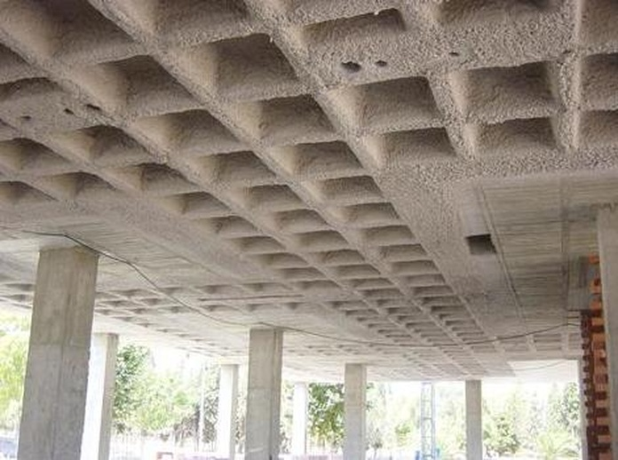 Forjados y falsos techos. : Servicios de Aplan