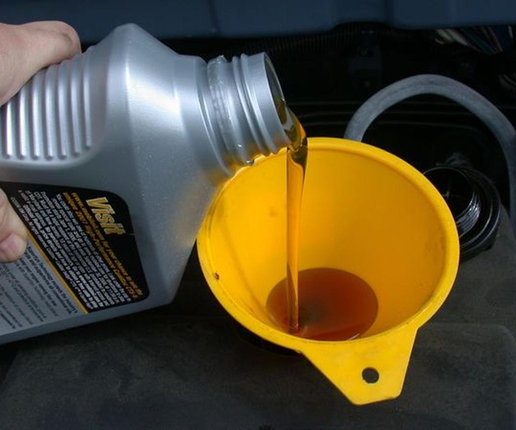 Cuándo cambiar el lubricante del motor