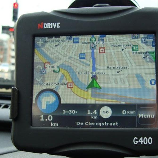 La importancia del GPS en la conducción