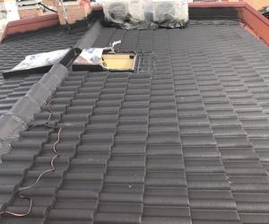 Impermeabilización de cubiertas y arreglo de tejados en Madrid