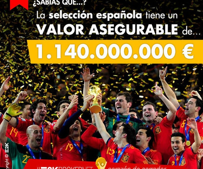 El Seguro, también con el Mundial del Futbol