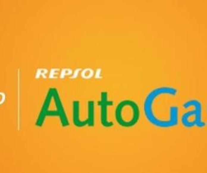 AutoGas Repsol