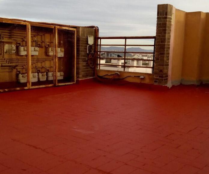 Impermeabilización de cubiertas: Servicios de Servinci Rehabilitación y Mantenimiento