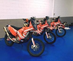 Motos de competición