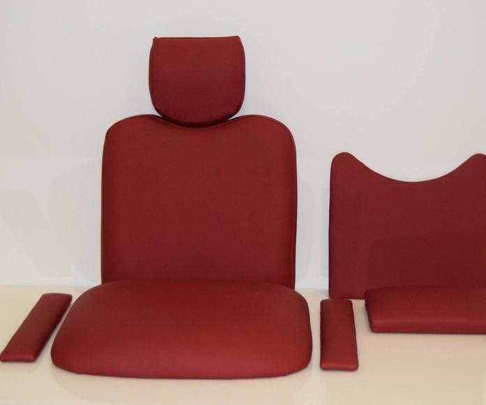 Productos de tapicería para Peluquería: Servicios de TapiMadrid