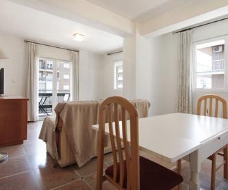 Alquiler Piso reformado para familia Avenida Cervantes: Inmuebles de JP Inmobiliaria