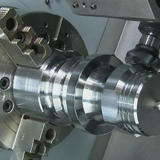 Medidas de seguridad en mecanizados industriales