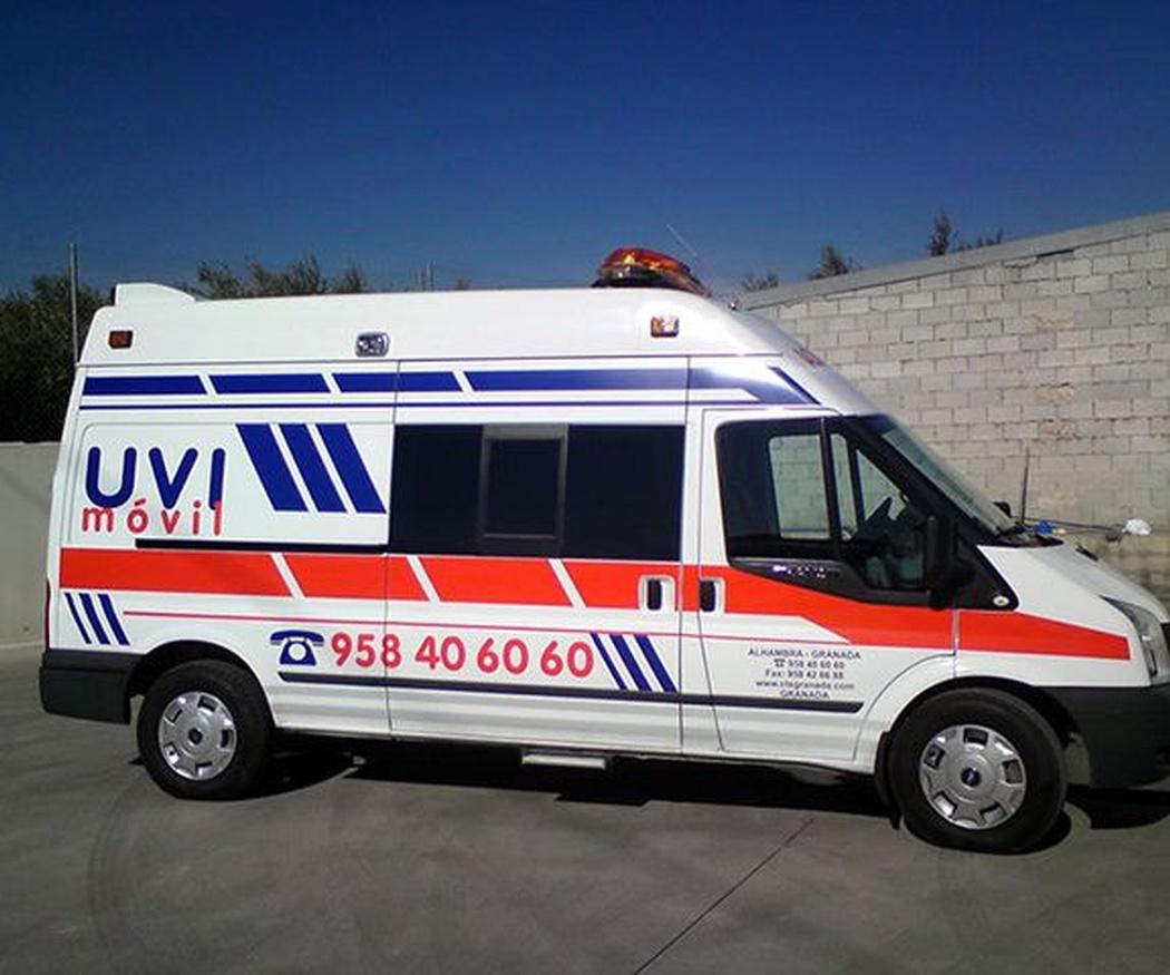 El Código de Circulación para las ambulancias