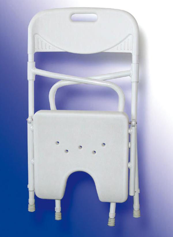 Silla de baño plegable Acuario